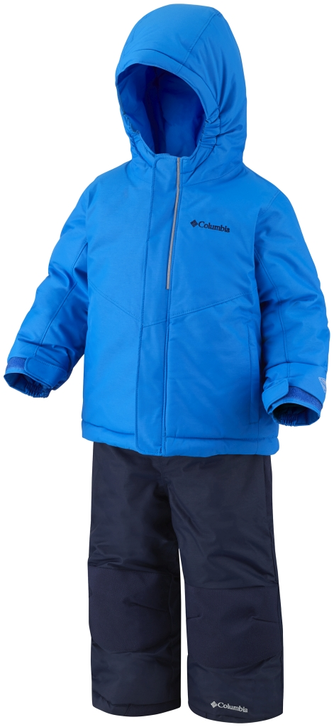 Columbia Youth Buga Set – Toddler Hyper Blue-30