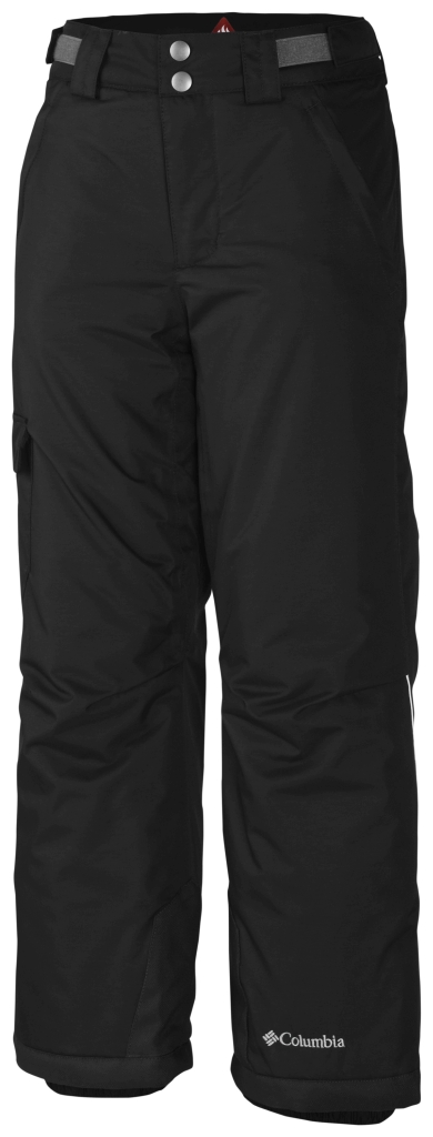 Columbia Girls' Bugaboo Pant Black-30