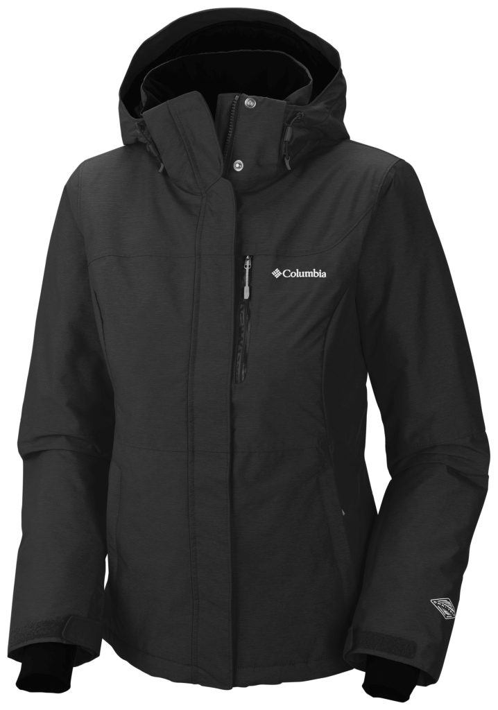 Columbia Women's Alpine Action Omni-Heat Jacket Black-30