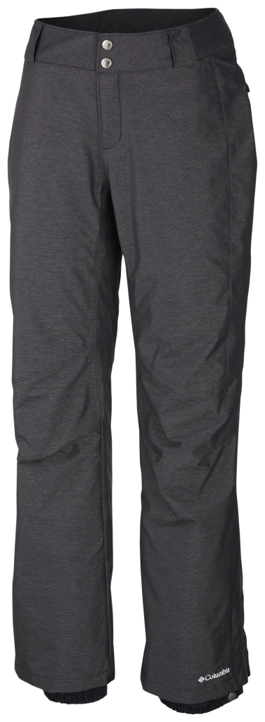 Columbia Women's Bugaboo Pant Black Crossdye-30