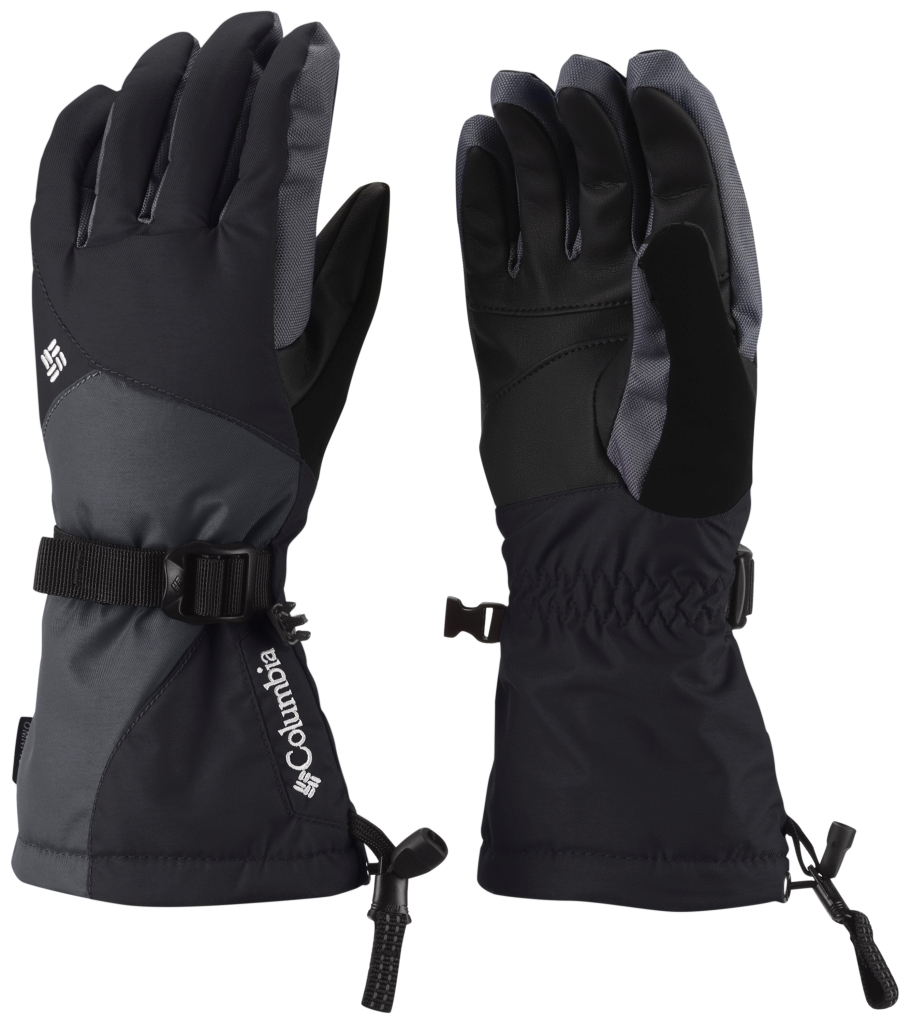 Columbia Women's Whirlibird Ski Glove Black-30