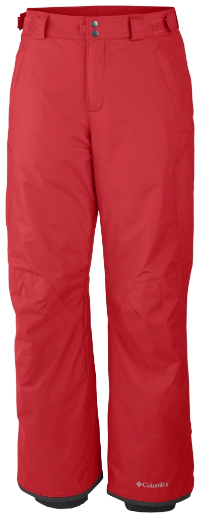 Columbia Men's Bugaboo II Pant Bright Red-30