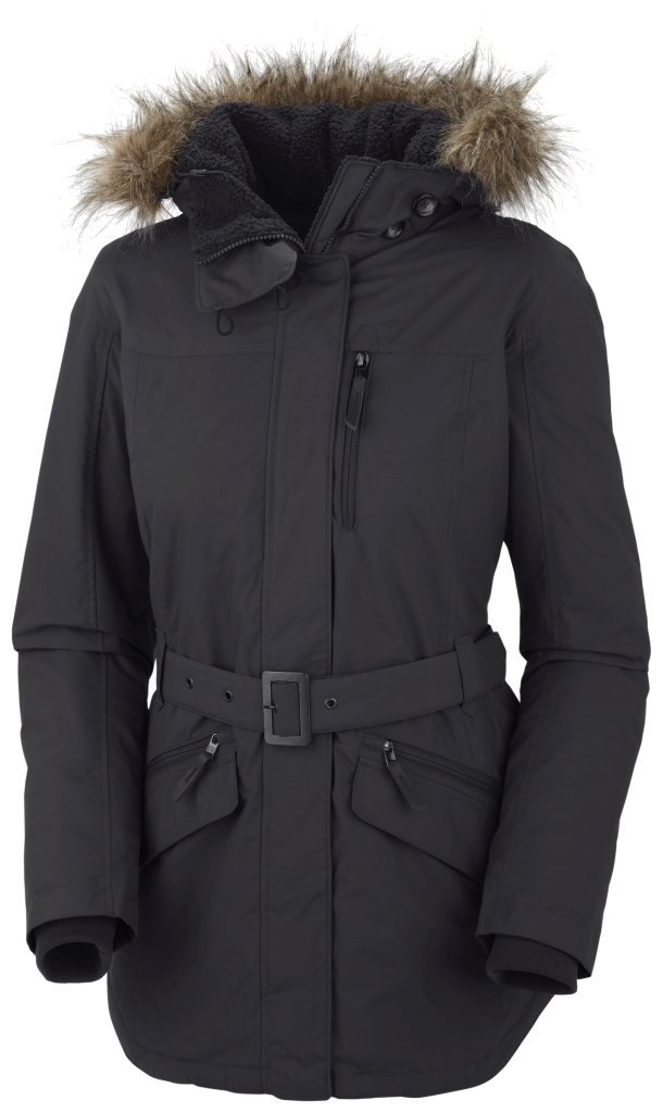 Columbia Women'S Carson Pass II Jacket Black-30