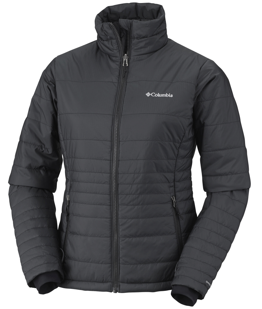 Columbia Women's Go To Jacket Black-30