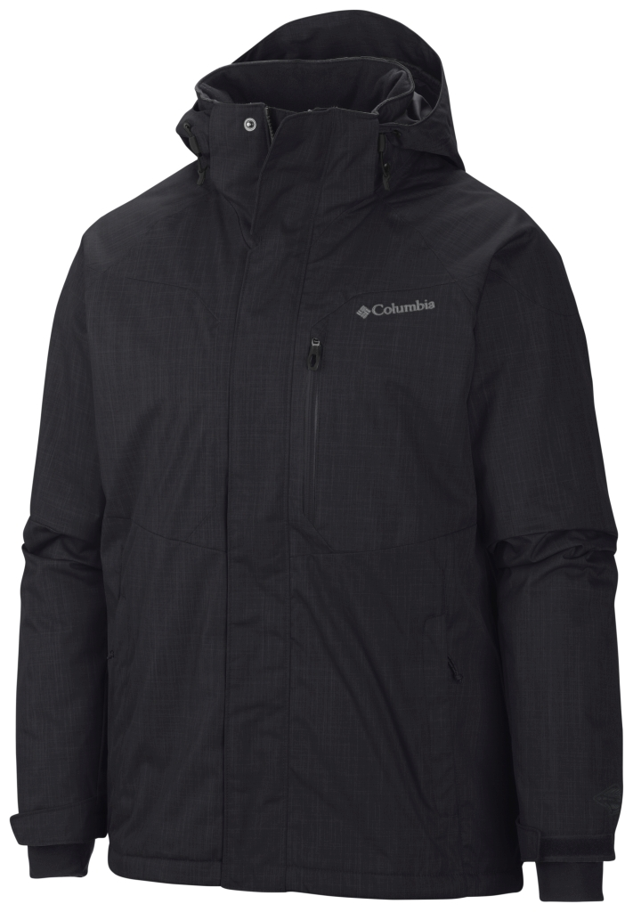 Columbia Men's Alpine Action Jacket Black-30