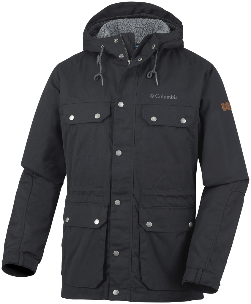 Columbia Men's Maguire Place Jacket Black-30