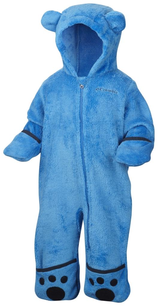 Columbia Foxy Baby II Bunting Infant Hyper Blue-30