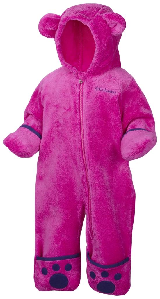 Columbia Foxy Baby II Bunting Infant Groovy Pink-30