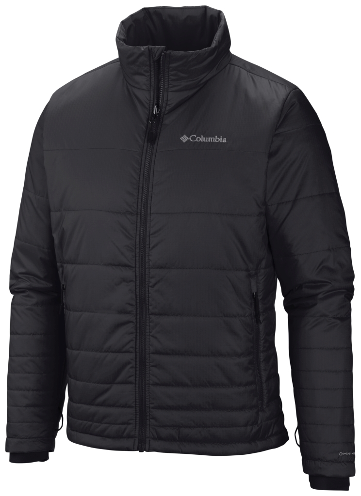 Columbia Men's Go To Jacket Black-30