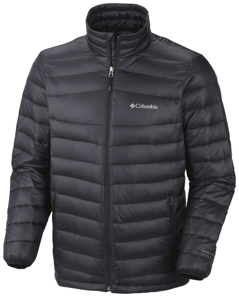 Columbia Men's Platinum 860 Turbodown Down Jacket Black-30