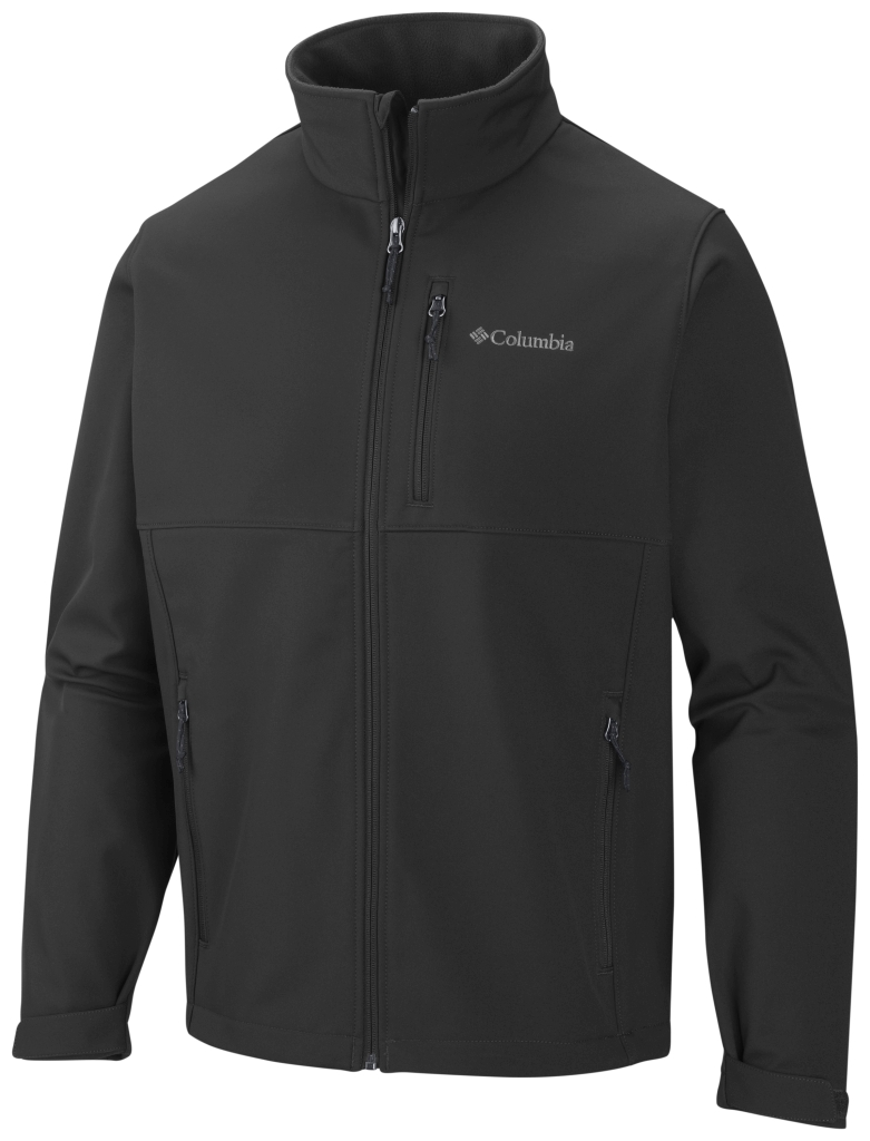 Columbia Men´s Ascender Softshell Jacket Black-30