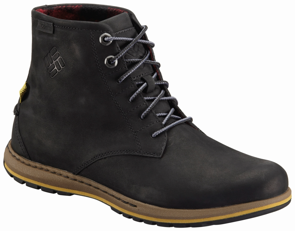 Columbia Men´s Davenport Six Black-30