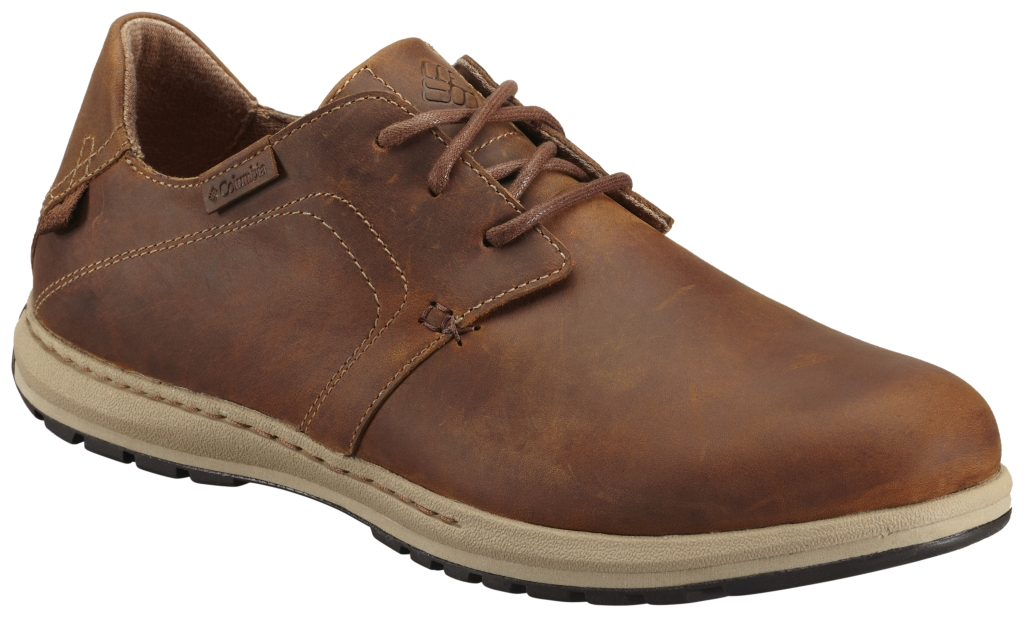 Columbia Men´s Davenport Nubuck Leather Shoe Elk Nutmeg-30