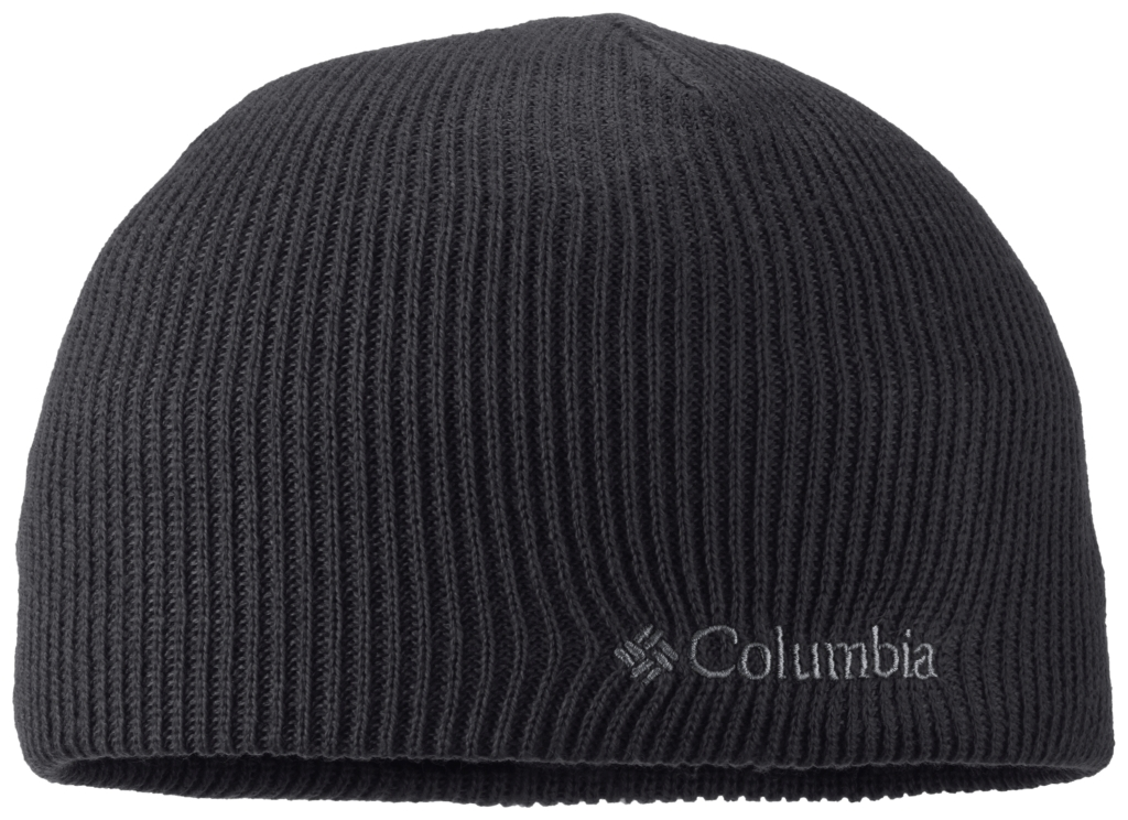 Columbia Whirlibird Watch Cap Beanie Black Graphite Marled-30