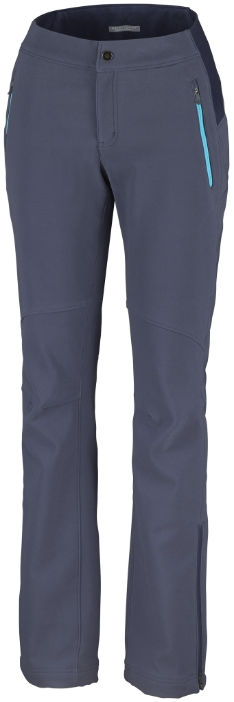 Columbia Women's Back Beauty Heat Straight Leg Pant Nocturnal Atoll-30