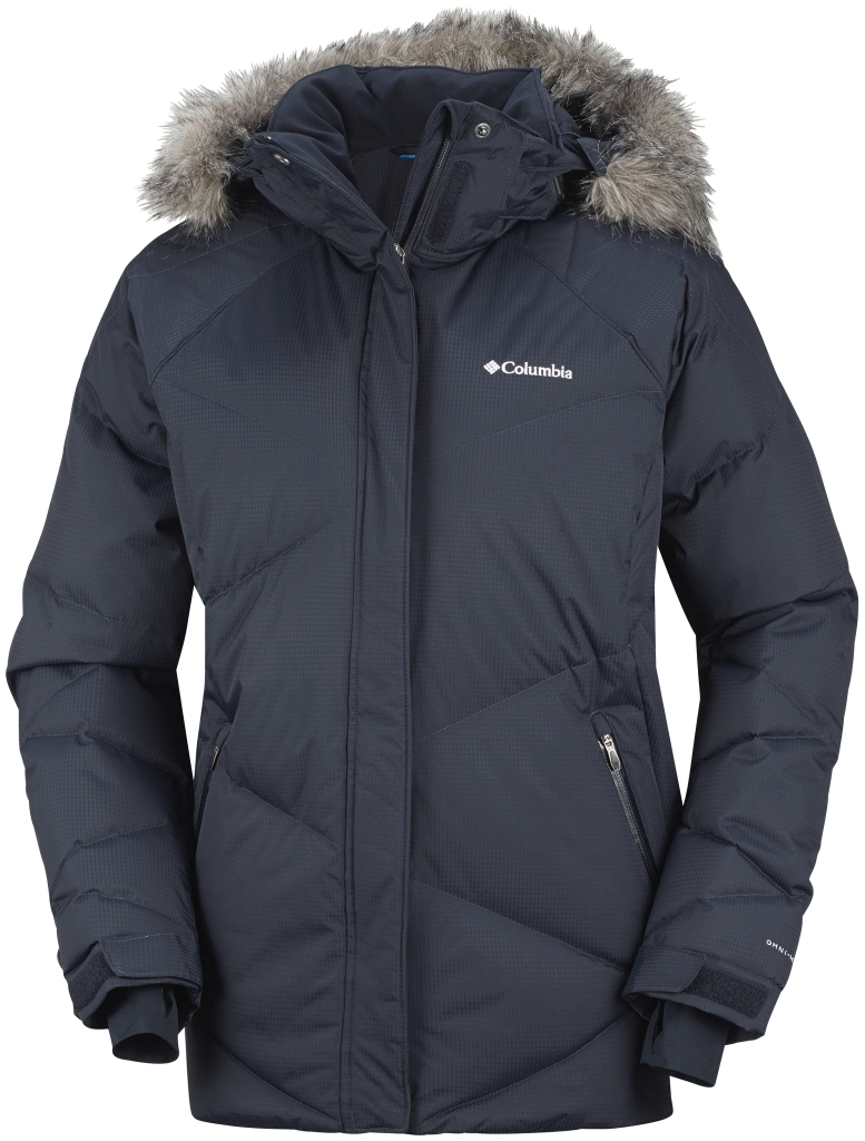 Columbia Women´s Lay D Down Jacket – Plus Size Abyss-30
