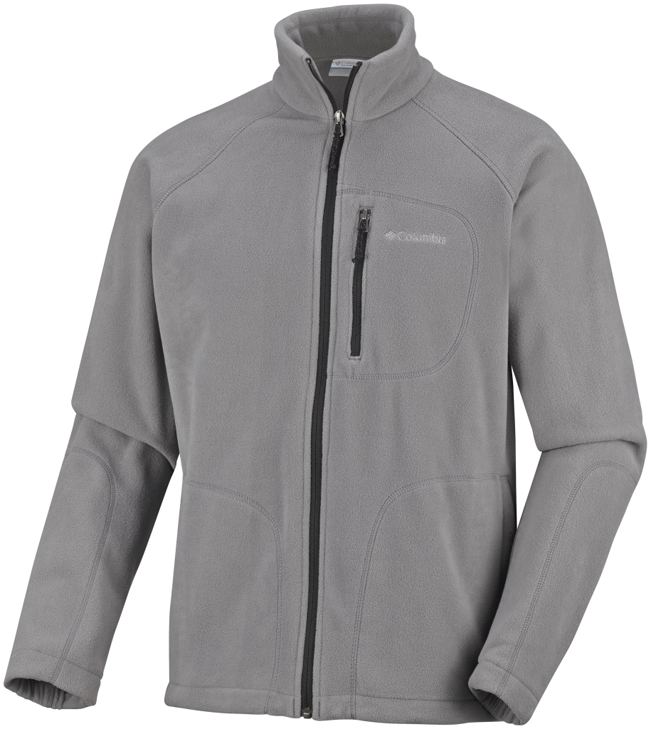 Columbia Men'S Fast Trek II Full Zip Fleece Boulder-30