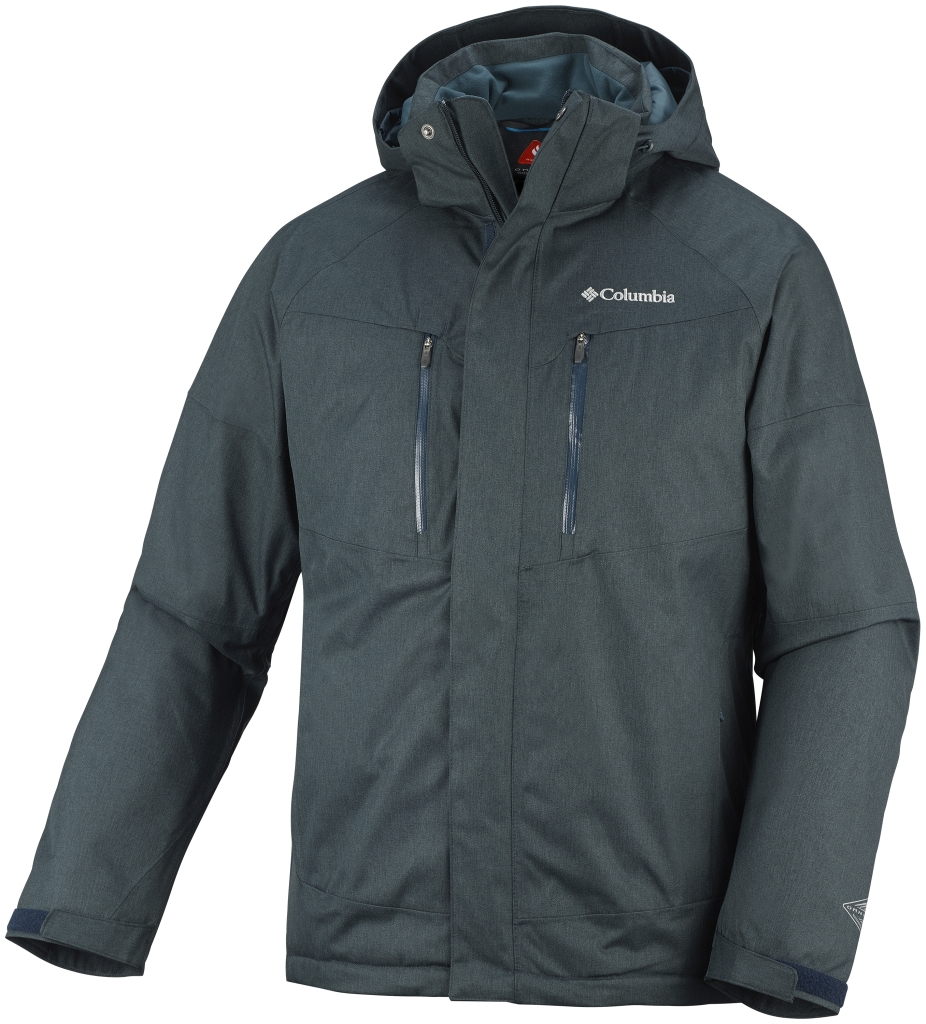 Columbia Men's Mia Monte Jacket Night Shadow-30