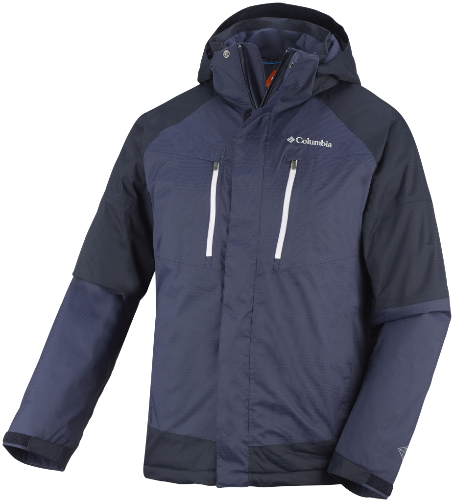 Columbia Men's Mia Monte Jacket Nocturnal Abyss-30