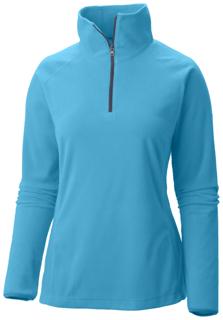 Columbia Women's Glacial Fleece III 1/2 Zip Atoll-30