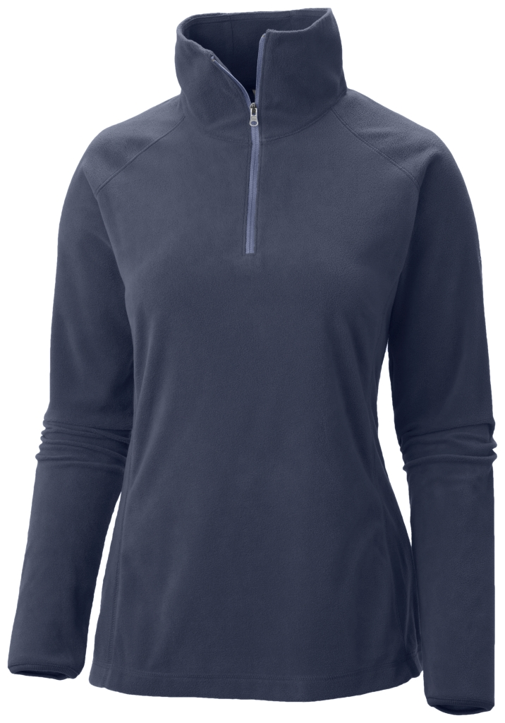 Columbia Women's Glacial Fleece III 1/2 Zip Nocturnal-30