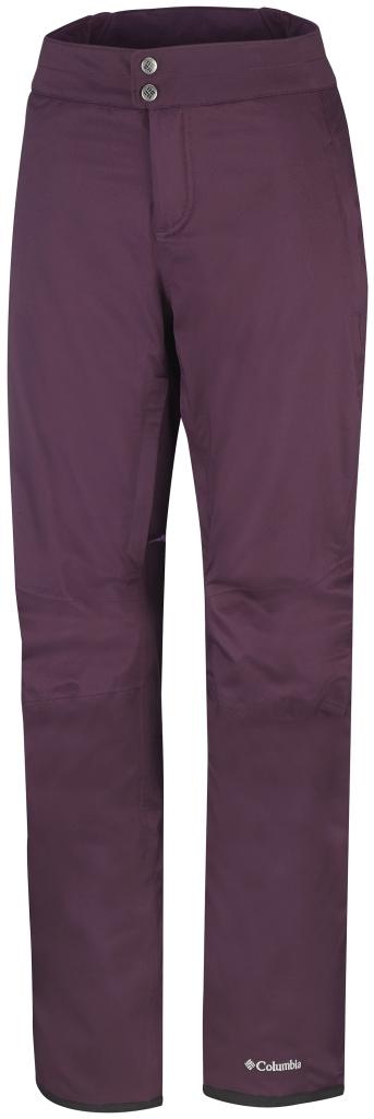 Columbia Veloca Vixen-Hosen Für Damen Purple Dahlia-30