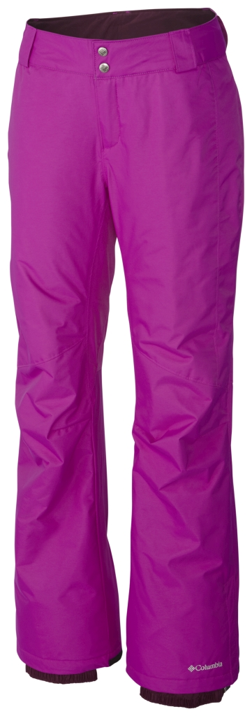 Columbia Women's Bugaboo Pant Bright Plum-30