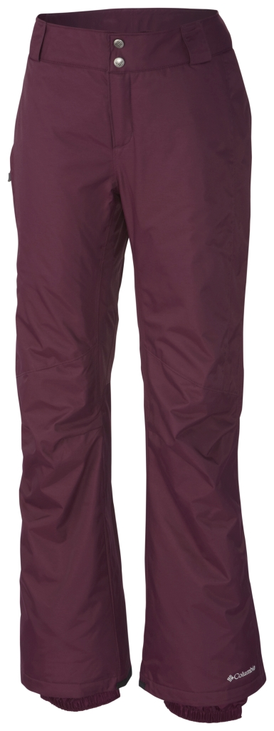 Columbia Women's Bugaboo Pant Purple Dahlia-30