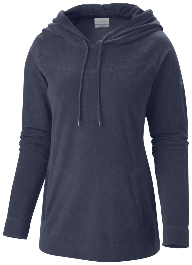 Columbia Women's Glacial Fleece III Hoodie Nocturnal-30