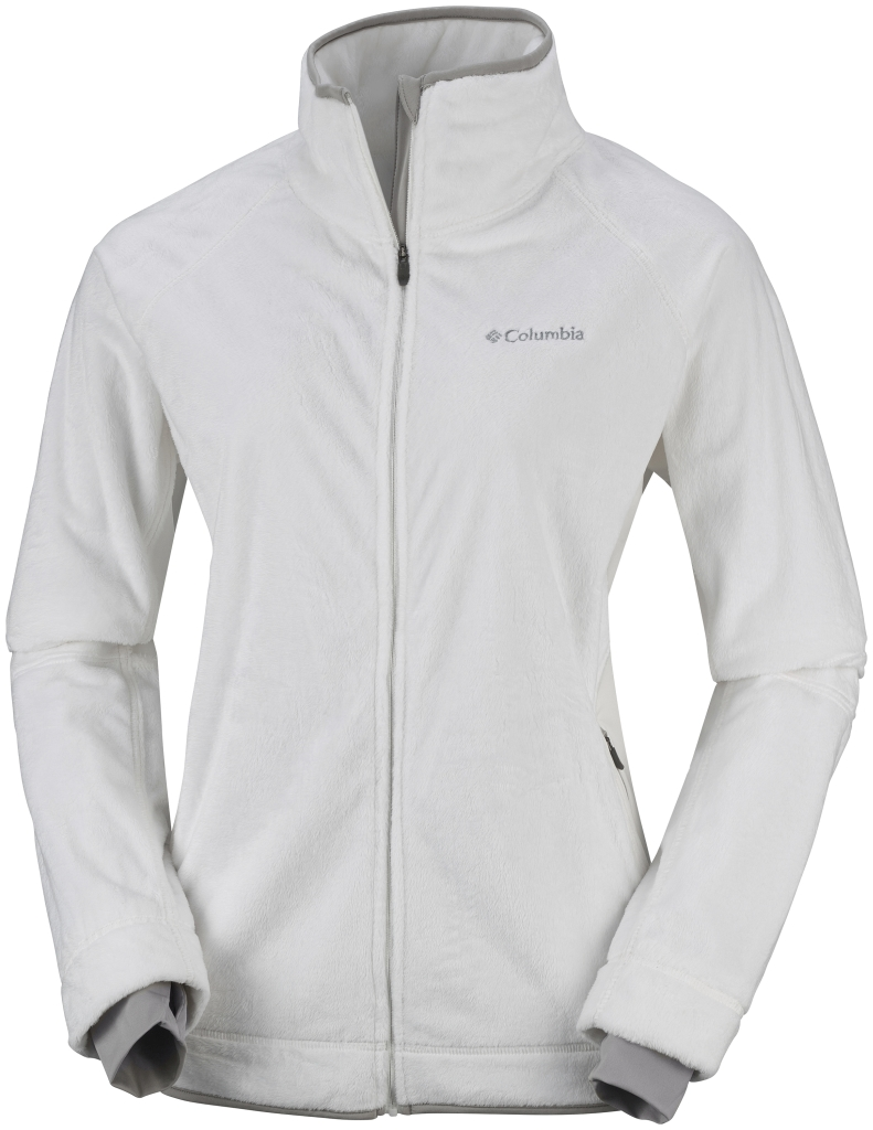 Columbia Women'S Pearl Plush II Fleece Sea Salt-30