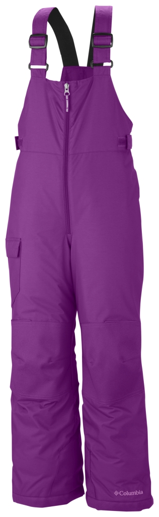 Columbia Kid´s Adventure Ride Bib Bright Plum-30