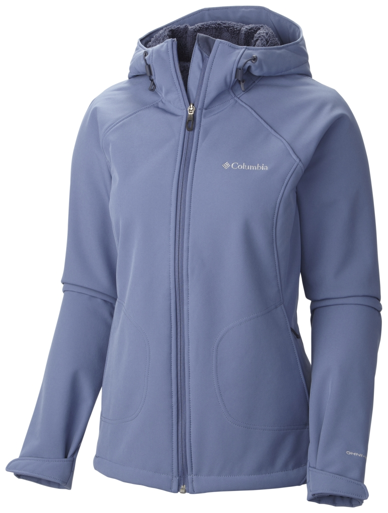 Columbia Women´s Phurtec II Softshell Bluebell-30
