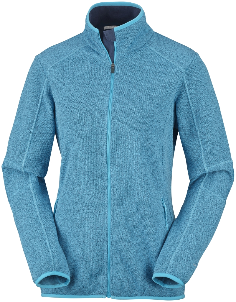 Columbia Women's Altitude Aspect Full Zip  Atoll-30
