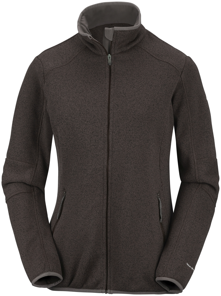 Columbia Women´s Altitude Aspect II Full Zip Mineshaft-30