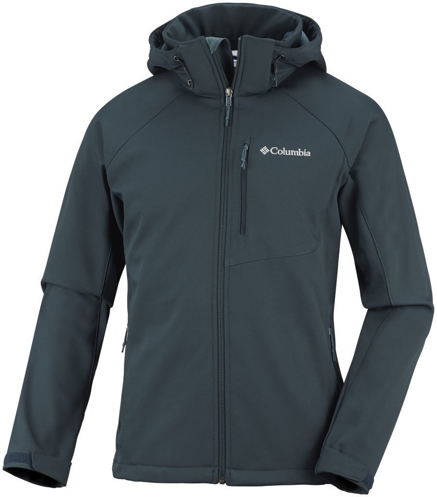 Columbia Cascade Ridge II Softshell Für Herren Night Shadow-30
