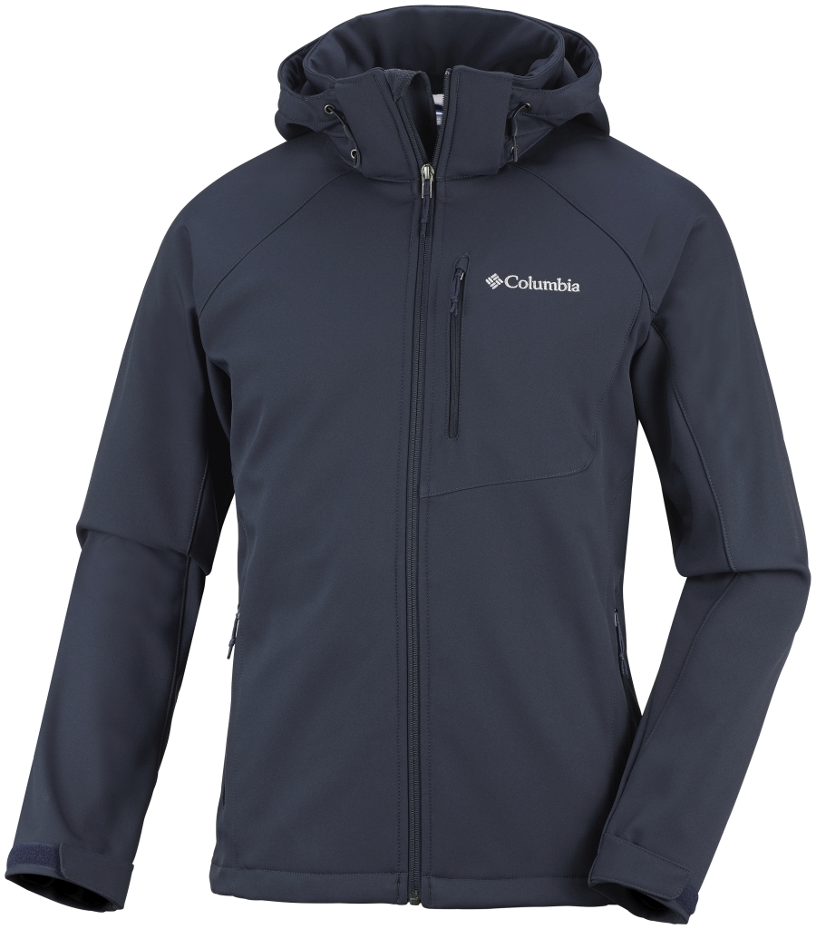 Columbia Men'S Cascade Ridge II Softshell Nocturnal-30