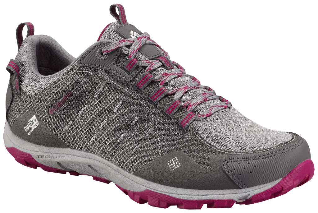 Columbia Conspiracy Razor Outdry Light Grey, Deep Blush-30