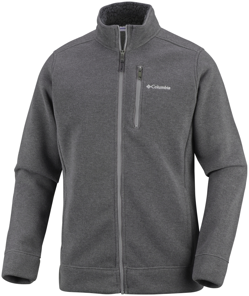 Columbia Men's Terpin Point II Full Zip Boulder-30