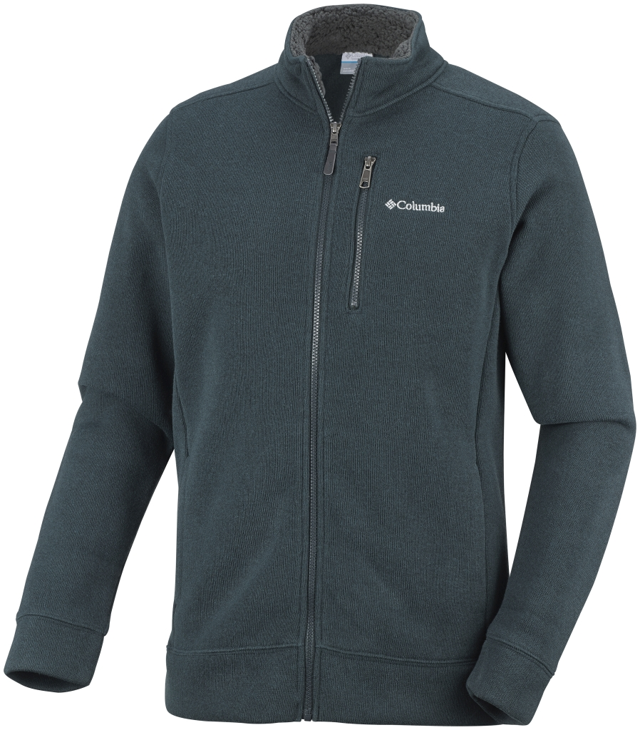 Columbia Men's Terpin Point II Full Zip Night Shadow-30