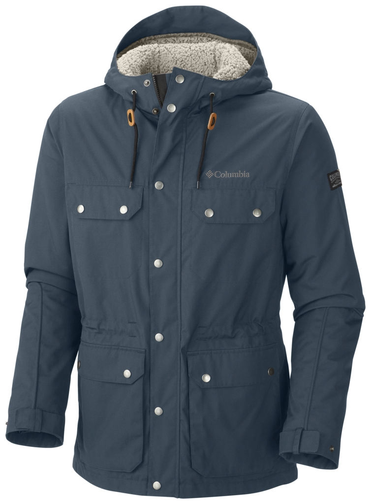 Columbia Men's Maguire Place Jacket Everblue-30