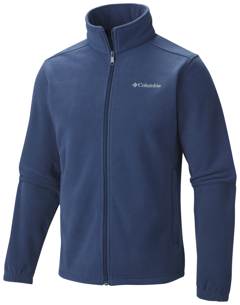 Columbia Men's Crater Peak II Full Zip Fleece Carbon Heather-30