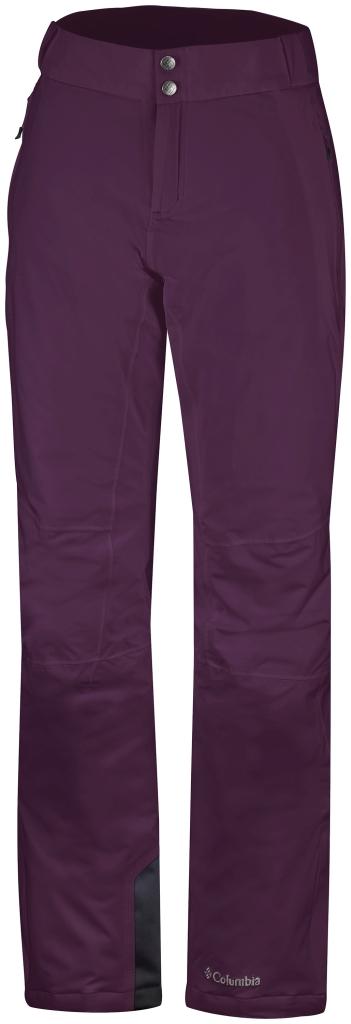 Columbia Women's Millennium Blur II Pant Purple Dahlia-30