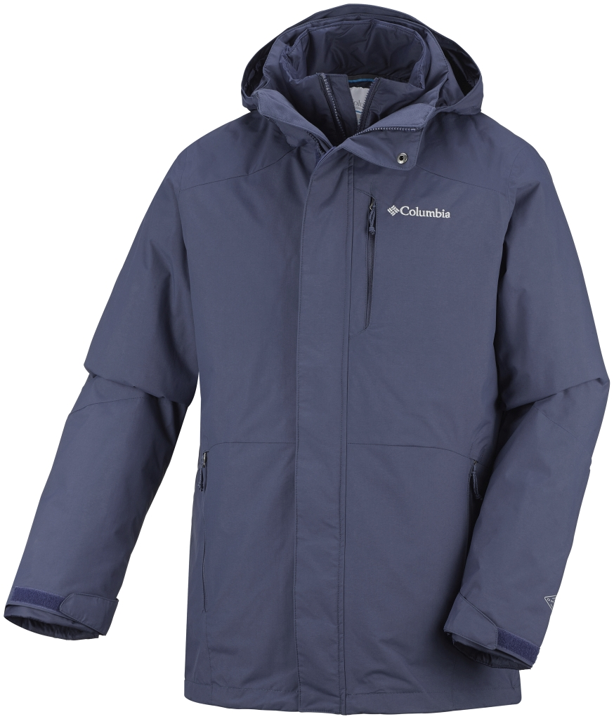 Columbia Element Blocker Doppeljacke Für Herren Nocturnal Nocturnal-30