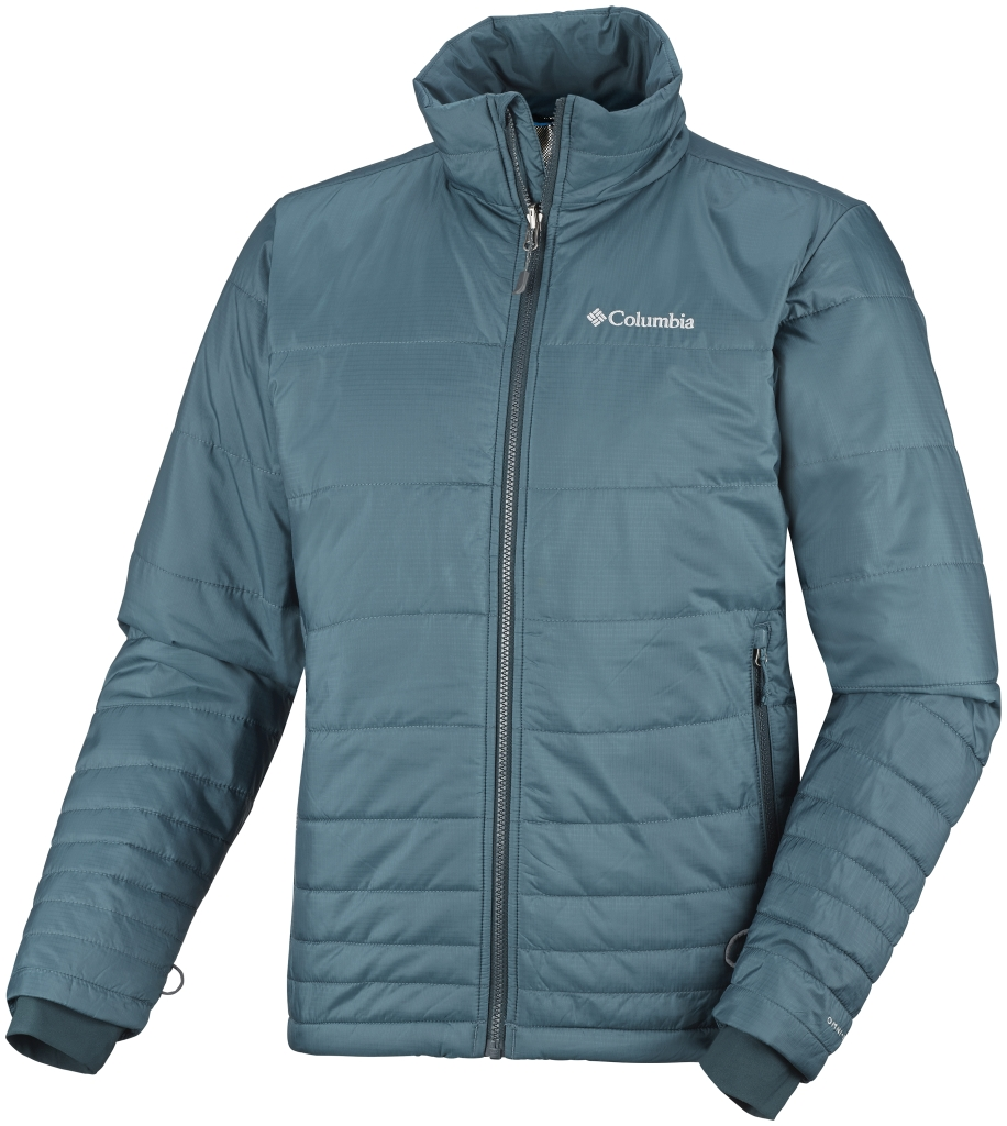 Columbia Men's Go To Jacket Everblue-30