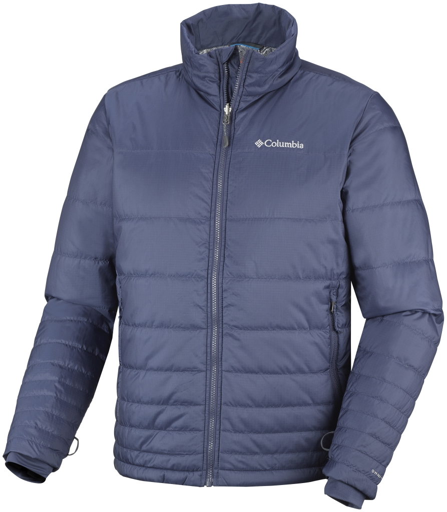 Columbia Men's Go To Jacket Nocturnal-30