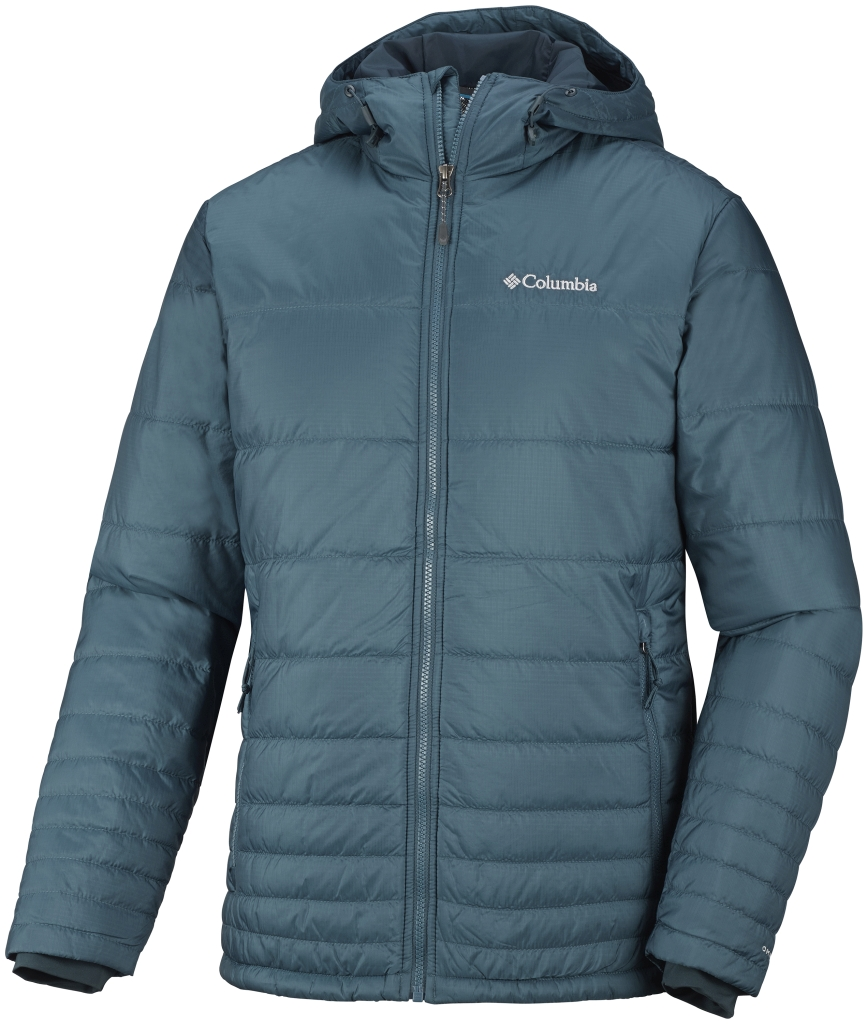 Columbia Men's Go To Hooded Jacket Everblue-30