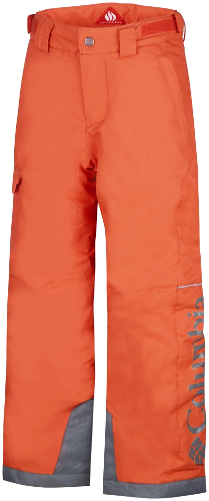 Columbia Boys' Bugaboo Pant Tangy Orange-30