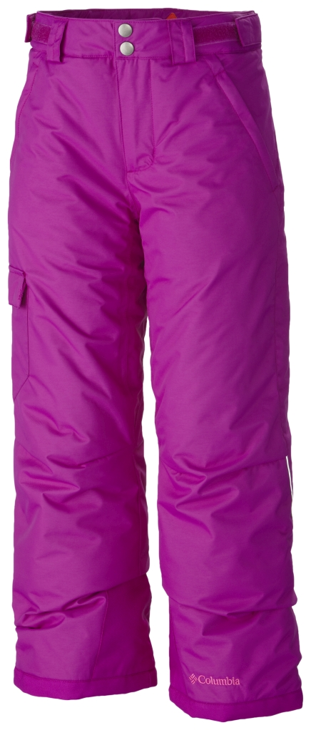 Columbia Girls' Bugaboo Pant Bright Plum-30