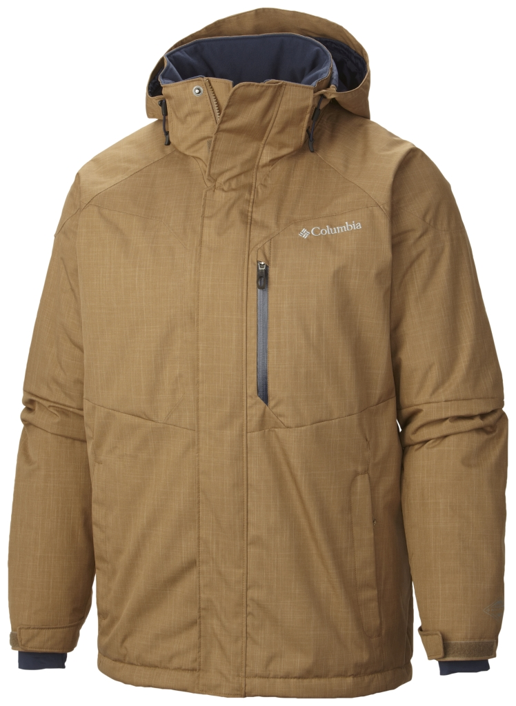 Columbia Men's Alpine Action Jacket Delta-30