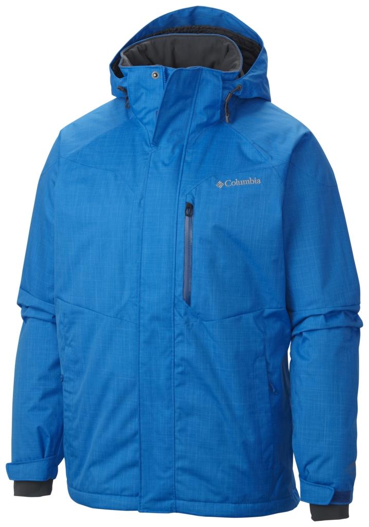 Columbia Alpine Action Jacke Für Herren Hyper Blue-30